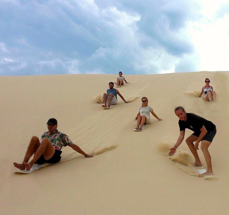 Sand Dune Safaris Sandboarding And 4wd Adventures In Port